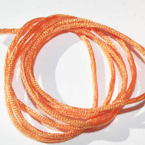 Nylontråd orange 2 mm