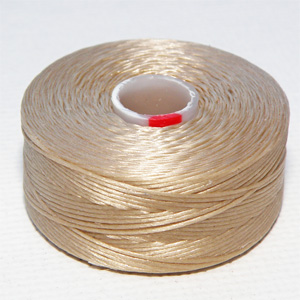 "S-Lon Bead Thread stl D ""Beige"""