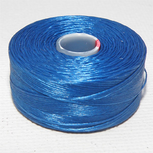 "S-Lon Bead Thread stl D ""Capri Blue"""