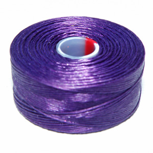 "S-Lon Bead Thread stl D ""Purple"""