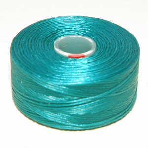 "S-Lon Bead Thread stl D ""Teal"""