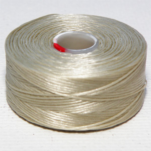 "S-Lon Bead Thread stl D ""Dark Cream"""