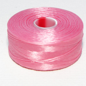 "S-Lon Bead Thread stl D ""Pink"""