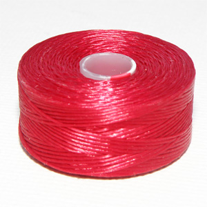 "S-Lon Bead Thread stl D ""Red"""