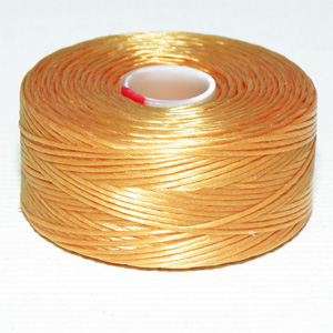 "S-Lon Bead Thread stl D ""Tan"""