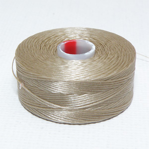 "S-Lon Bead Thread stl D ""Light Brown"""